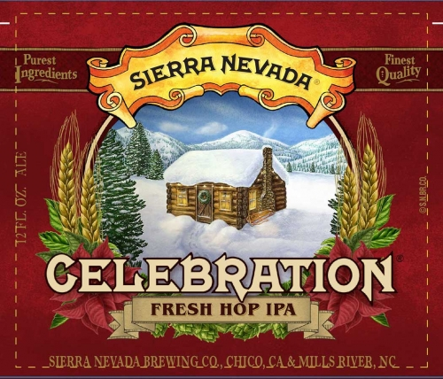 SIERRA CELEBRATION IPA